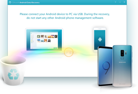 Free Android Data Recovery - Recover Lost Data from Android